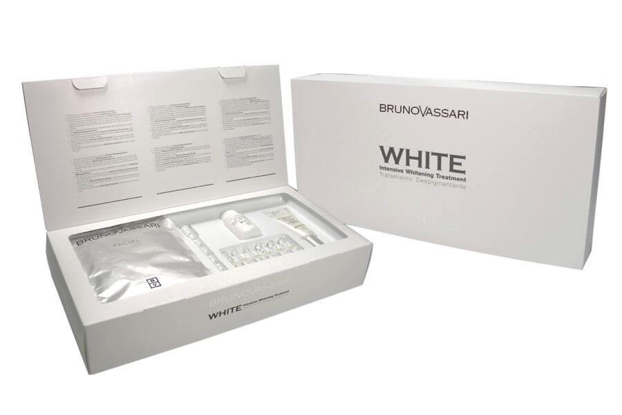Intensive Whitening Treatment Bruno Vassari